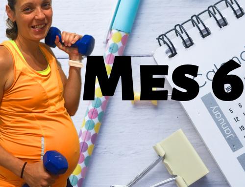 Calendario de Ejercicios del Sexto mes de Embarazo