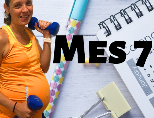 Mes 7 del Calendario de Ejercicios para Embarazadas