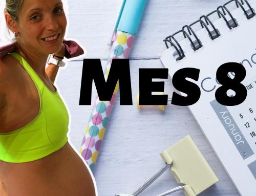 Ejercicios para el mes 8 de Embarazo